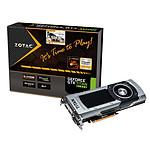ZOTAC GeForce GTX TITAN Black 6 Go