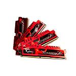 G.Skill RipJaws X Series 32 Go (4 x 8 Go) DDR3 2133 MHz CL11