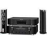 Marantz PM8005 Noir + Marantz SA8005 Noir + Focal Chorus 816 V Ebony