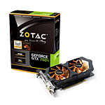 Zotac GeForce GTX 750 Ti OC 2GB