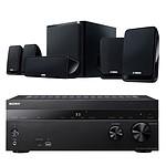 Sony STR-DH540 + Yamaha NS-P20