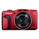 Canon SX700 HS Rouge