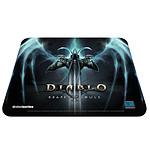 SteelSeries QcK Edition Limitée (Diablo III : Reaper of Souls)