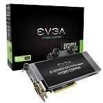 EVGA GeForce GTX TITAN Black Hydro Copper 6 Go (Watercooling)