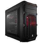 Corsair Carbide SPEC-03 Red LED Windowed
