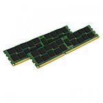 Kingston ValueRAM 8 Go (2 x 4 Go) DDR3 1600 MHz ECC Registered CL11 SR