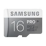 Samsung microSDHC Pro 16 Go