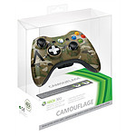 Microsoft Wireless Controller Camouflage Artic (Xbox 360)