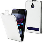 Made for Xperia Etui Slim Blanc pour Xperia E1