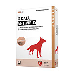 G Data AntiVirus 2015 - Licence 1 an 3 postes
