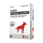 G Data Internet Security 2015 - Licence 2 ans 1 poste