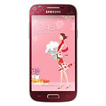 Samsung Galaxy S4 Mini GT-i9195 Rouge La Fleur 8 Go