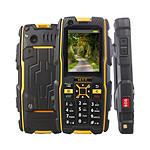 M.T.T Protection 3G Jaune et Noir