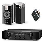 Marantz PM6005 Noir + Focal Chorus 806 V Ebony (par paire) + Focal Universal Wireless Receiver - aptX
