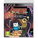 Adventure Time - Explore le donjon et POSE PAS DE QUESTION ! (PS3)
