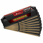 Corsair Vengeance Pro Series 64 Go (8 x 8 Go) DDR3 2400 MHz CL11 Red