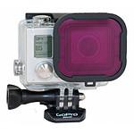 Polar Pro Glass Filtre Green Water Hero3+