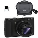 Sony CyberShot DSC-HX60 Pack Noir