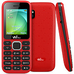Wiko Lubi 3 Rouge