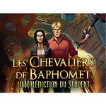 Les Chevaliers de Baphomet : La malédiction du serpent (PC)