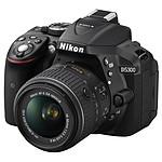 Nikon D5300 + AF-S DX NIKKOR 18-55mm VR II