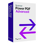 Nuance Power PDF Advanced - Brown Bag (français, WINDOWS)
