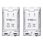 Bigben Dual Battery Kit (Wii/Wii U)