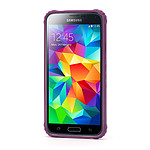 Griffin Survivor Clear Violet/Violet Samsung Galaxy S5
