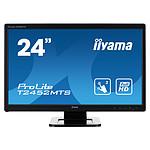 "iiyama 23.6"" LED Tactile - ProLite T2452MTS-B4"