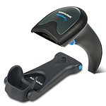 Datalogic QuickScan QW2120 (coloris noir) + support + câble USB