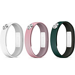 Sony Bracelets Fashion L Blanc/Rose/Vert