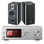 Sony HAP-S1 + Focal Chorus 706 Black Style