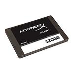 HyperX Fury SSD Series 120 Go