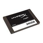 HyperX Fury SSD Series 240 Go
