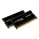 HyperX Impact SO-DIMM 8 Go (2 x 4 Go) DDR3 1600 MHz CL9