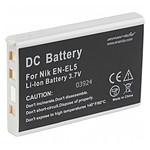 Eneride Batterie compatible EN-EL5