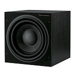 B&W ASW610XP Noir
