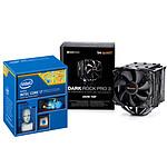 Intel Core i7-4790K (4.0 GHz) + Dark Rock PRO 3