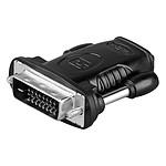 Adaptador DVI-D macho / HDMI hembra