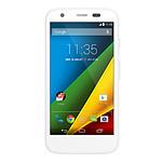 Motorola Moto G 4G 8 Go Blanc