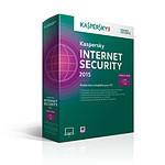 Kaspersky Internet Security 2015 - Mise à jour - Licence 3 postes 1 an (français, WINDOWS)