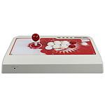 QanBa Q4 Pro Arcade Stick 3in1 Raf - White Edition
