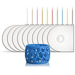 3D Systems 391160 - Cartouche ABS Bleu pour imprimante 3D
