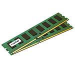 Crucial DDR3 16 Go (2 x 8 Go) 1600 MHz ECC CL11