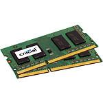 Crucial SO-DIMM 8 Go (2 x 4 Go) DDR3L 1866 MHz CL13