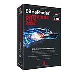 Bitdefender Antivirus Plus 2015 - Licence 1 An 1 Poste
