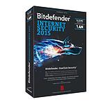 Bitdefender Internet Security 2015 - Licence 1 An 3 Postes