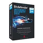 Bitdefender Internet Security 2015 - Licence 2 Ans 3 Postes