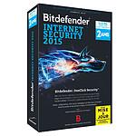 Bitdefender Internet Security 2015 - Mise à jour Licence 2 Ans 3 Postes