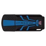Kingston DataTraveler R3.0 G2 16 Go - USB 3.0 (garantie constructeur 5 ans)